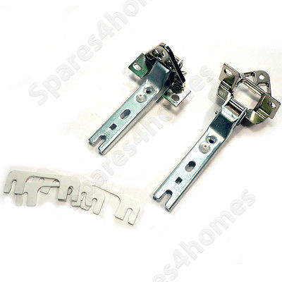 Bosch Neff Siemens Fridge Refrigerator Freezer Door Hinges Pair 268698